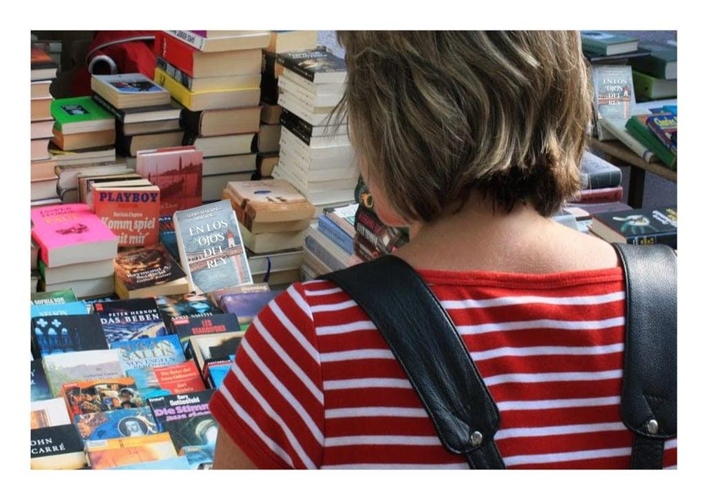 Comprar un libro por su portada. ¿Sí o no?