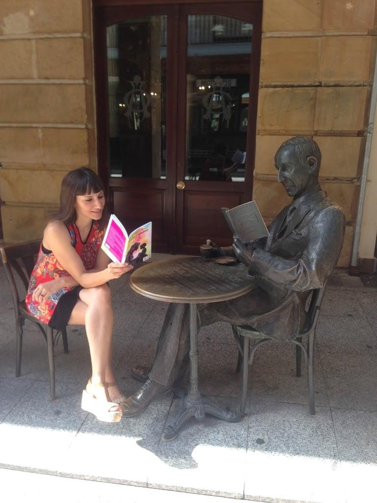 Entrevista: Sylvie Riesco