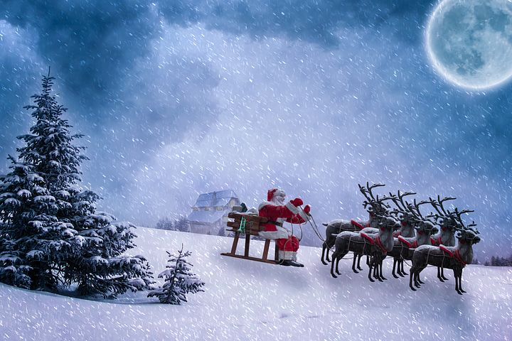 La Navidad en los ojos de una escritora