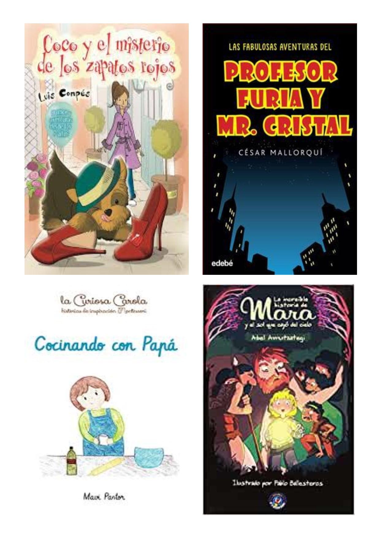 4 escritores de literatura infantil