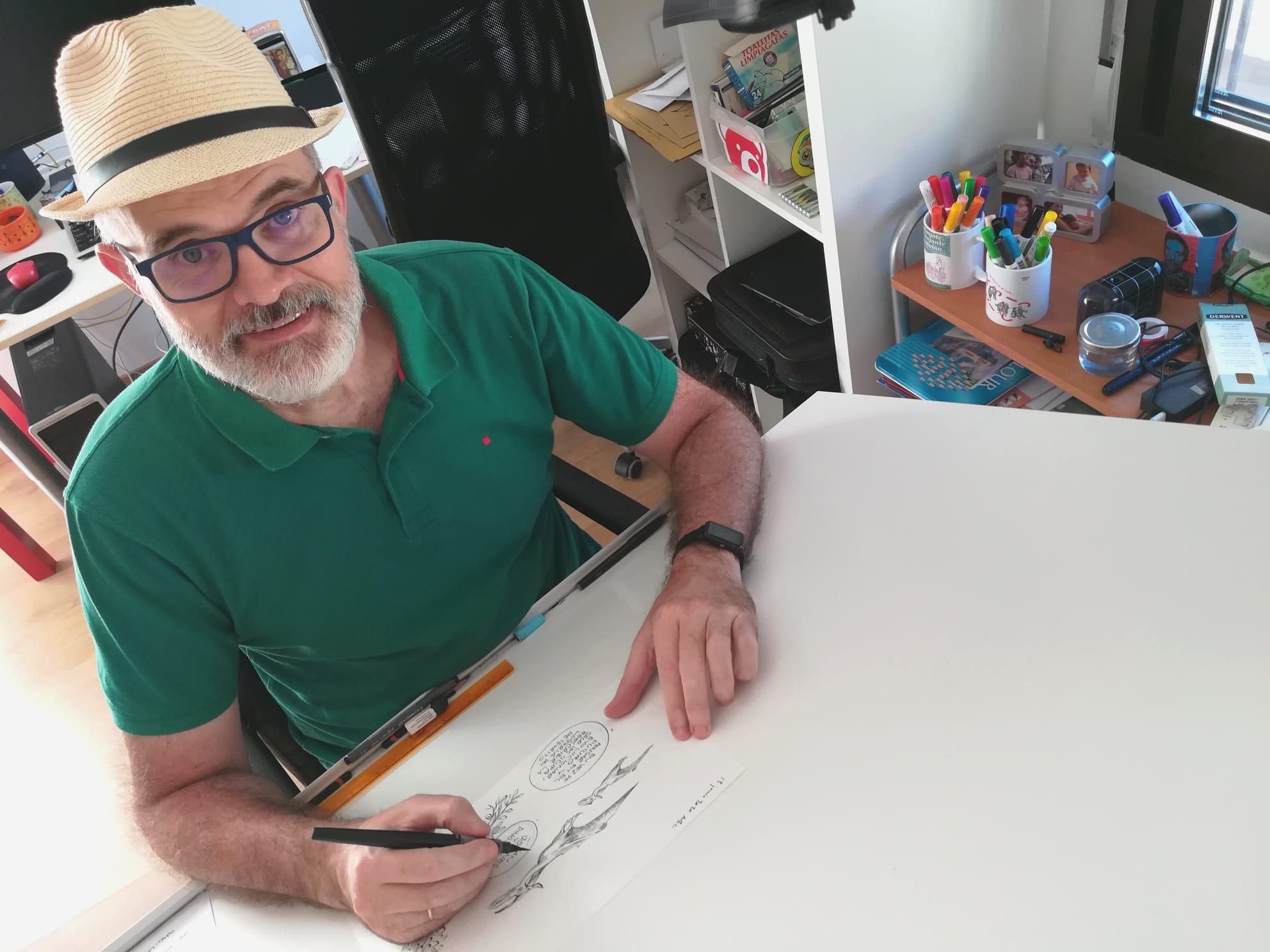Entrevista a José Manuel Puebla