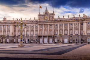 Última Nochevieja en el Palacio Real