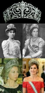 Joyas de la reina de España