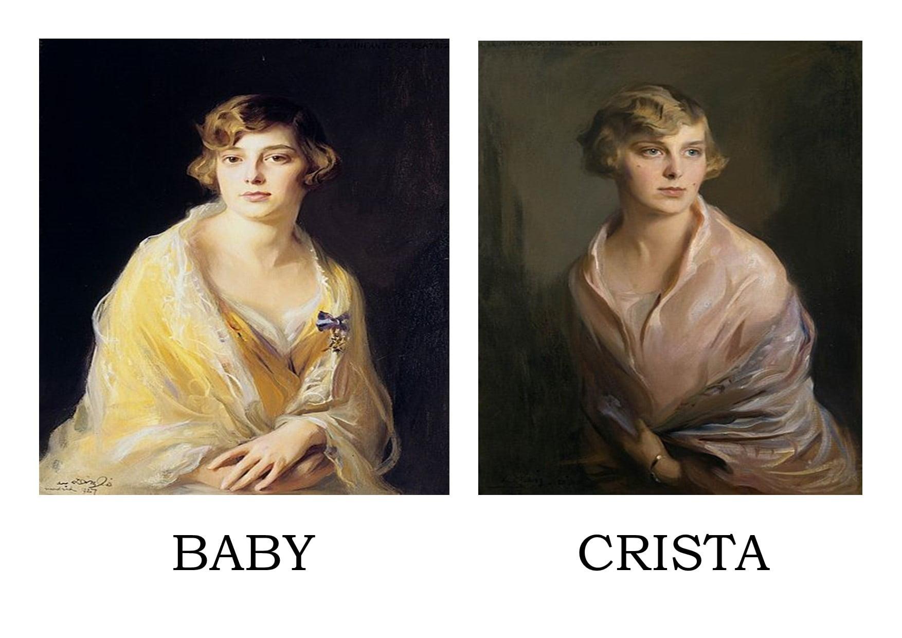 Baby y Crista